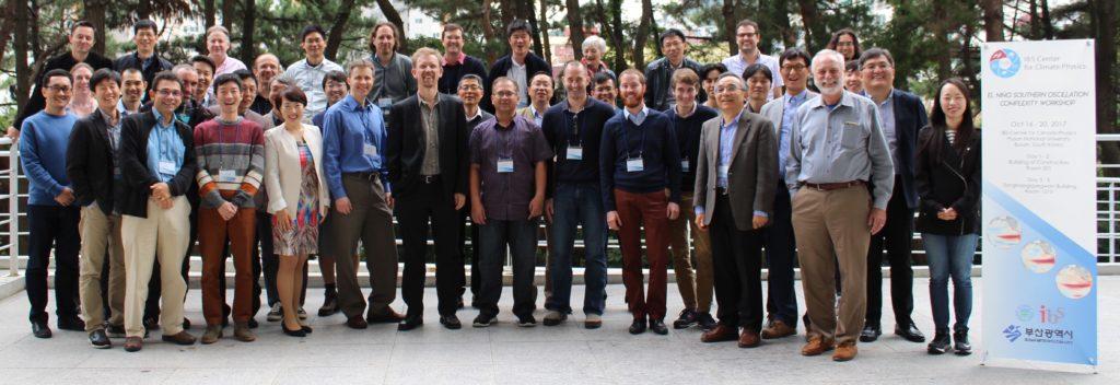 ENSO Workshop Group Photo