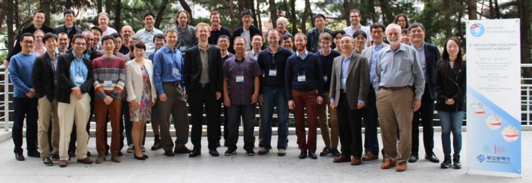 ENSO Workshop Group Photo
