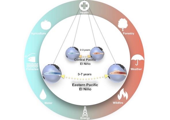 ENSO pendulum