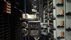 Aleph inside archive